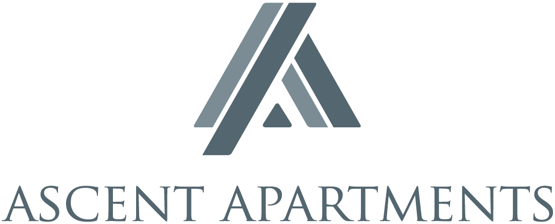 Ascent Apartments logo